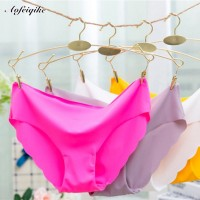 2017 Hot sale Original New Ultra-thin Women Seamless Traceless Sexy lingerie Underwear Panties Briefs