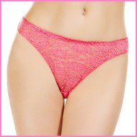 2017 New Arrival Brand Women's Lace Seamless Panties Thong Pink Black Sexy Hipster G String Briefs Underwear For Women Tangas